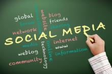 the ceo magazine, social media