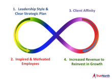 Business Strategy, Leadership, Customer Satisfaction, Customer Loyalty, Customer Affinity, Employee Performance, Growth, Business Growth, Entrepreneur, Leadership Attributes