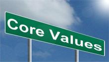 the ceo magazine, values,